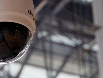 Industrial security cameras: types and characteristics