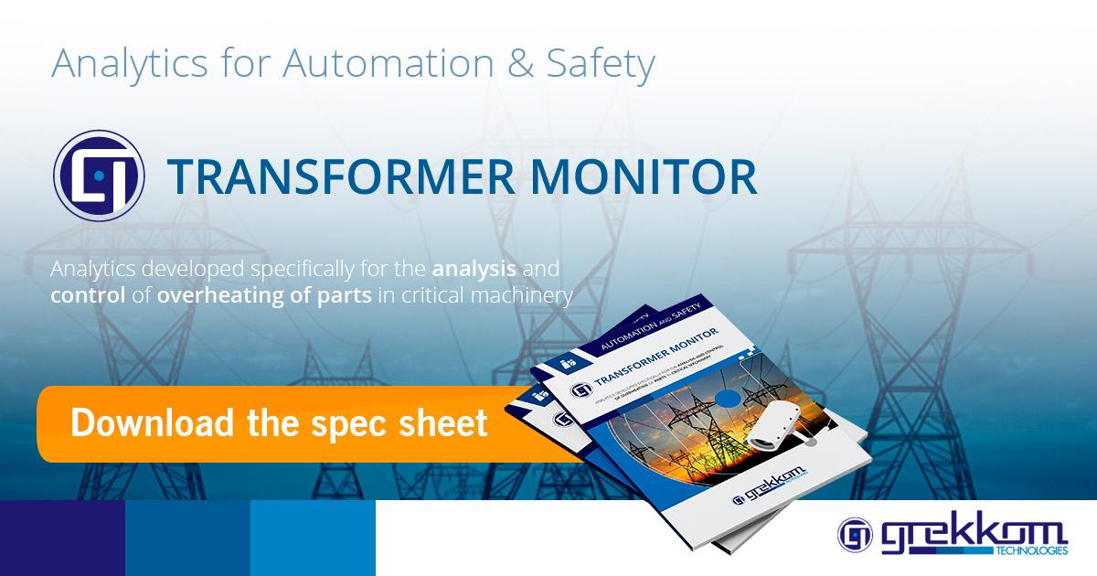 Transformer monitor