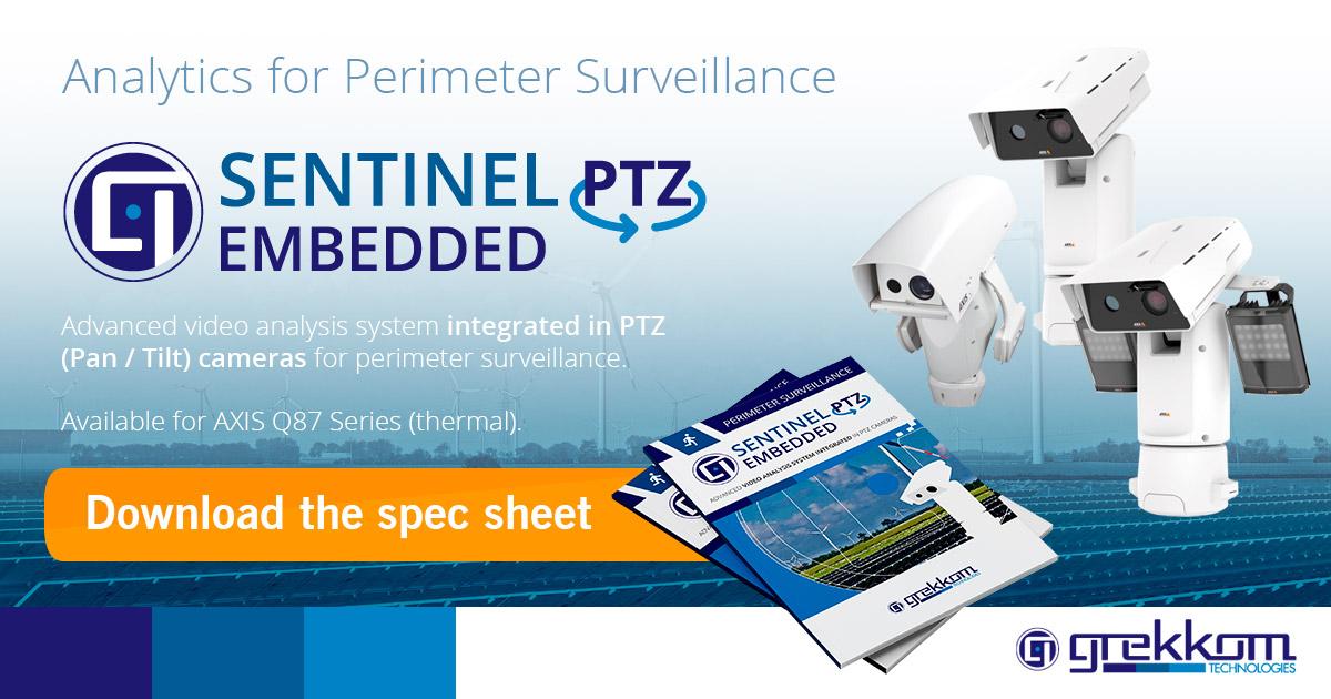 Sentinel PTZ Embedded