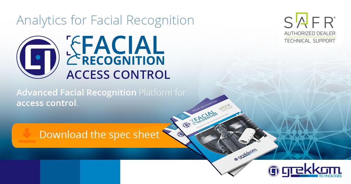 Access Control through Facial Recognition - Grekkom