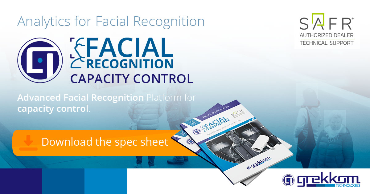 Capacity Control through Facial Recognition - Grekkom