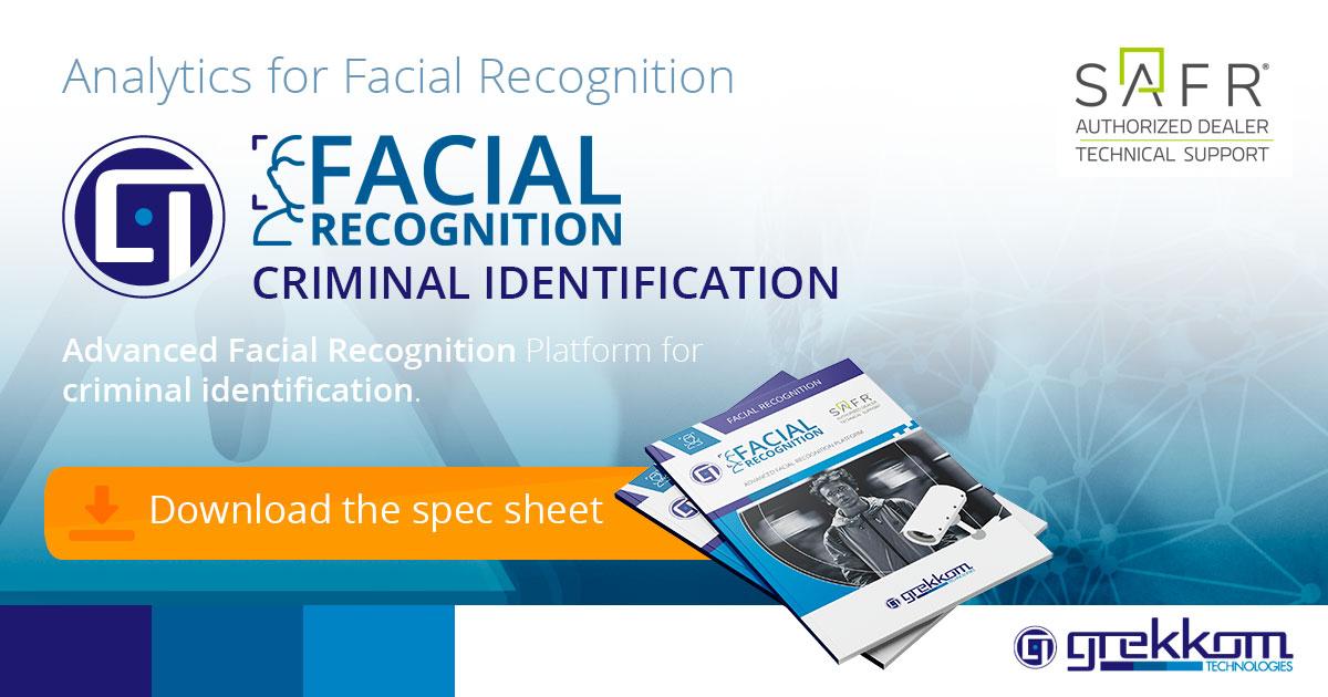 Identification of Criminals through Facial Recognition - Grekkom