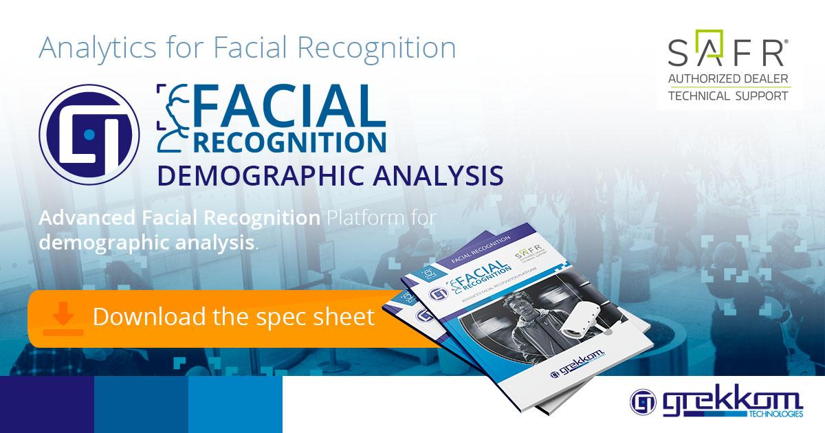 Demographic Analysis through Facial Recognition - Grekkom