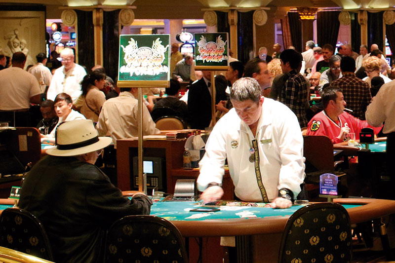 Casinos - Facial Recognition