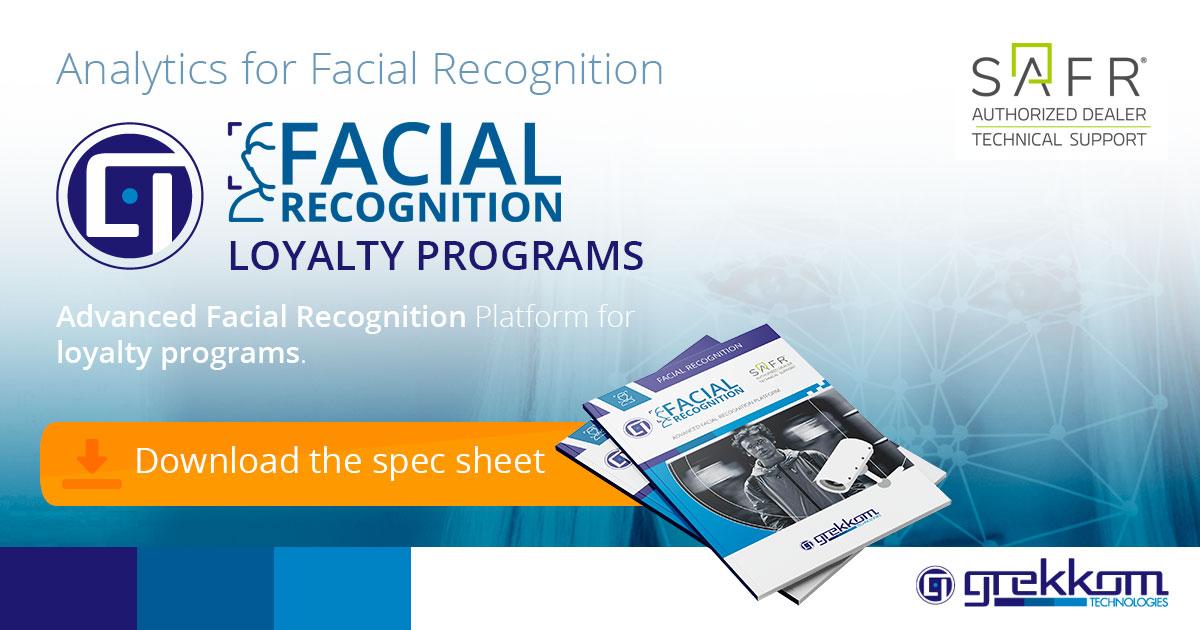 Loyalty Programs through Facial Recognition - Grekkom