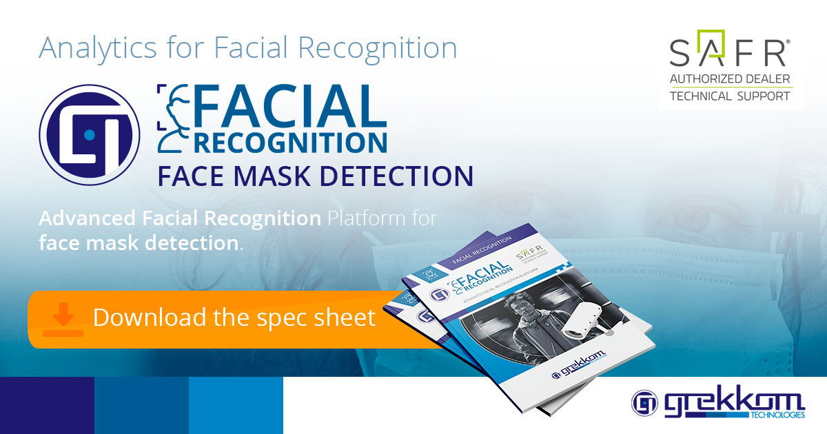 Face Mask Detection by Facial Recognition - Grekkom