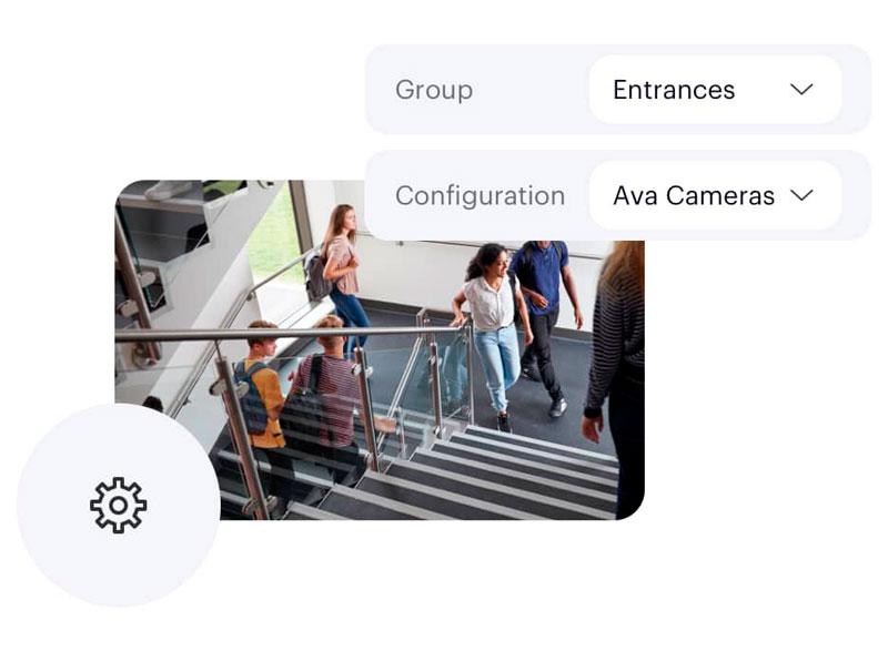 AVA - Configuración sencilla