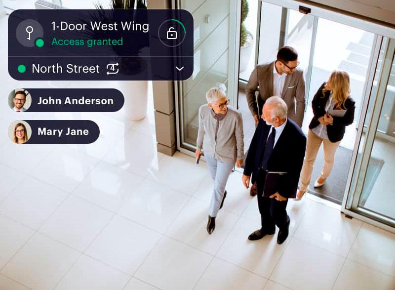 AVA - Integraciones de control de acceso