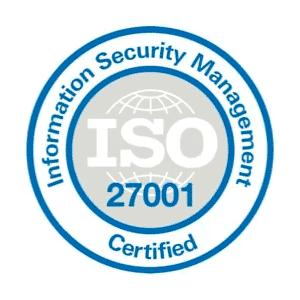 AVA - ISO 27001 Certified
