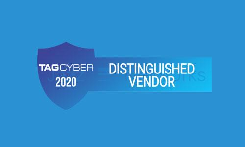 TAG Cyber Annual vendor