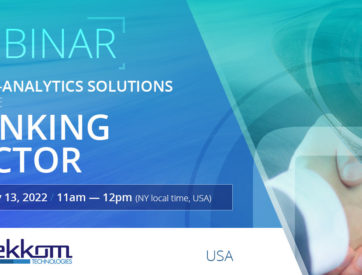 Webinar: Video-analytics solutions for the banking sector - USA